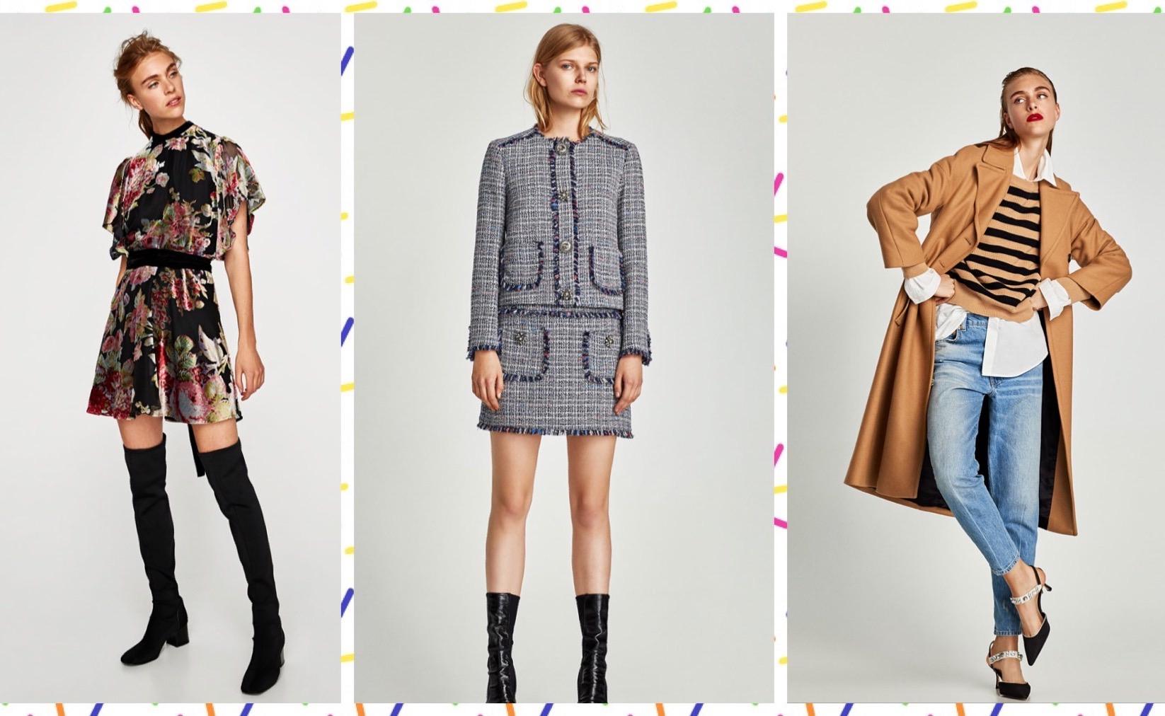 detailed look dd4ba ce7d8 Nuova collezione Zara 2017/2018: tutto quello che ci piace!