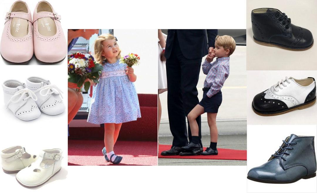 sale retailer 435ae 4ab96 Scarpe per bambini in stile Baby Royal: ecco i migliori brand!
