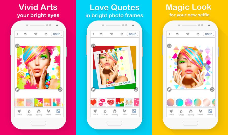Le migliori App per scattare il selfie perfetto