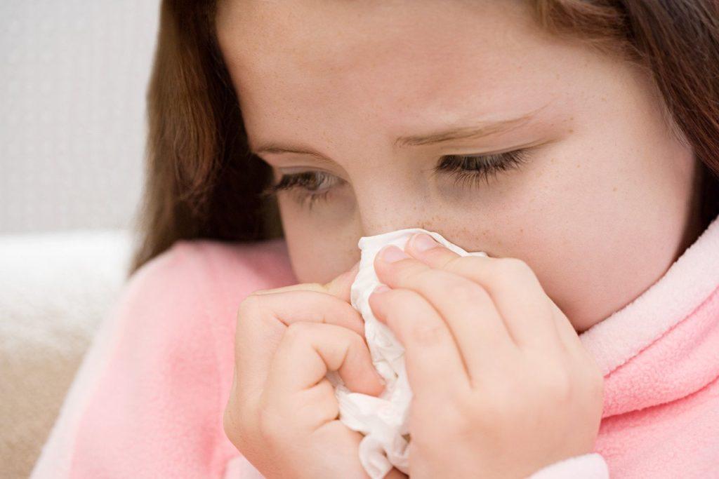 Allergie di primavera e bambini: i rimedi naturali