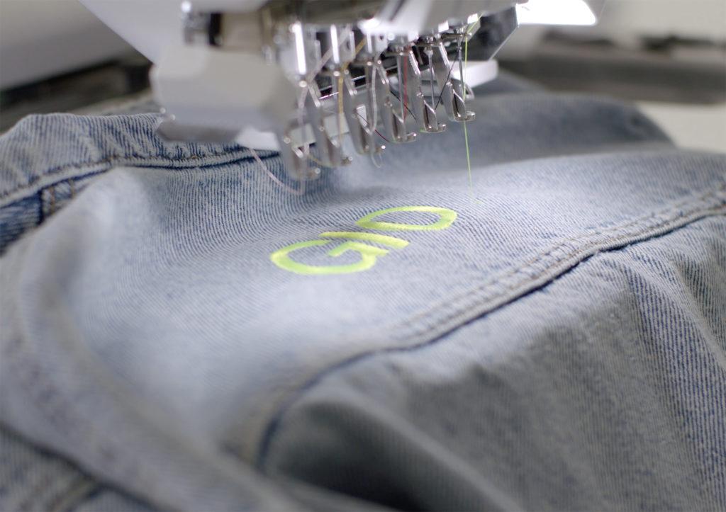 Zara capi denim: il nuovo servizio di personalizzazione del brand Inditex