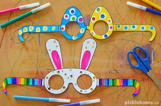 lavoretti-pasqua-uova-bambini-occhiali