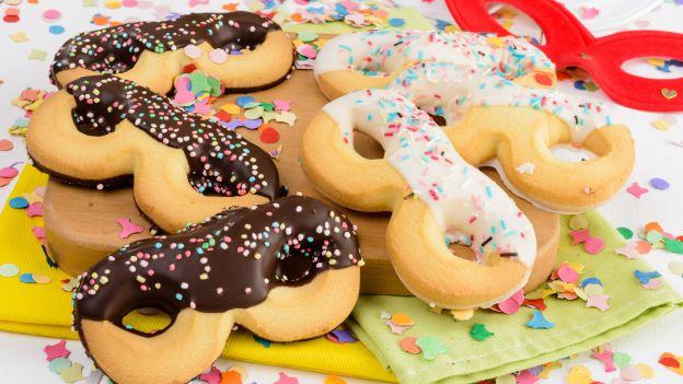 biscotti di carnevale al forno