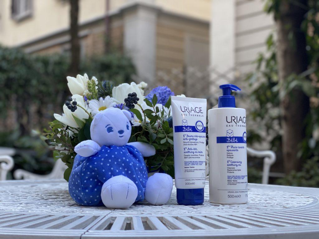 irritazioni dei neonati e dei bambini dermatite atopica prodotti Uriage