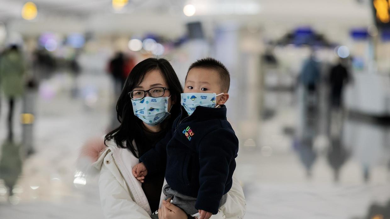 coronavirus nei bambini