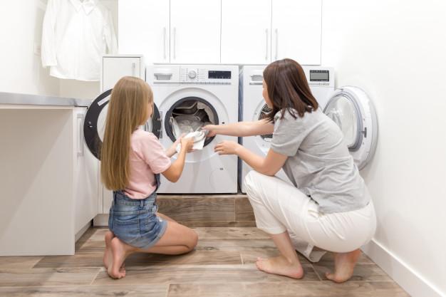 disinfettare il bucato