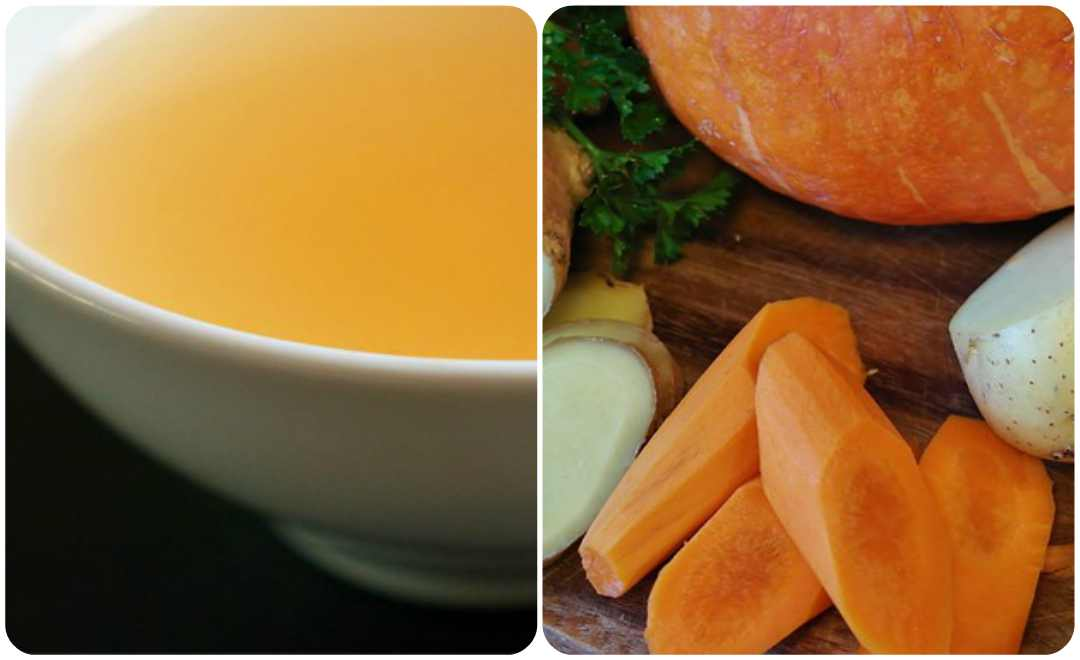 Svezzamento, come preparare il brodo vegetale? La ricetta della nonna