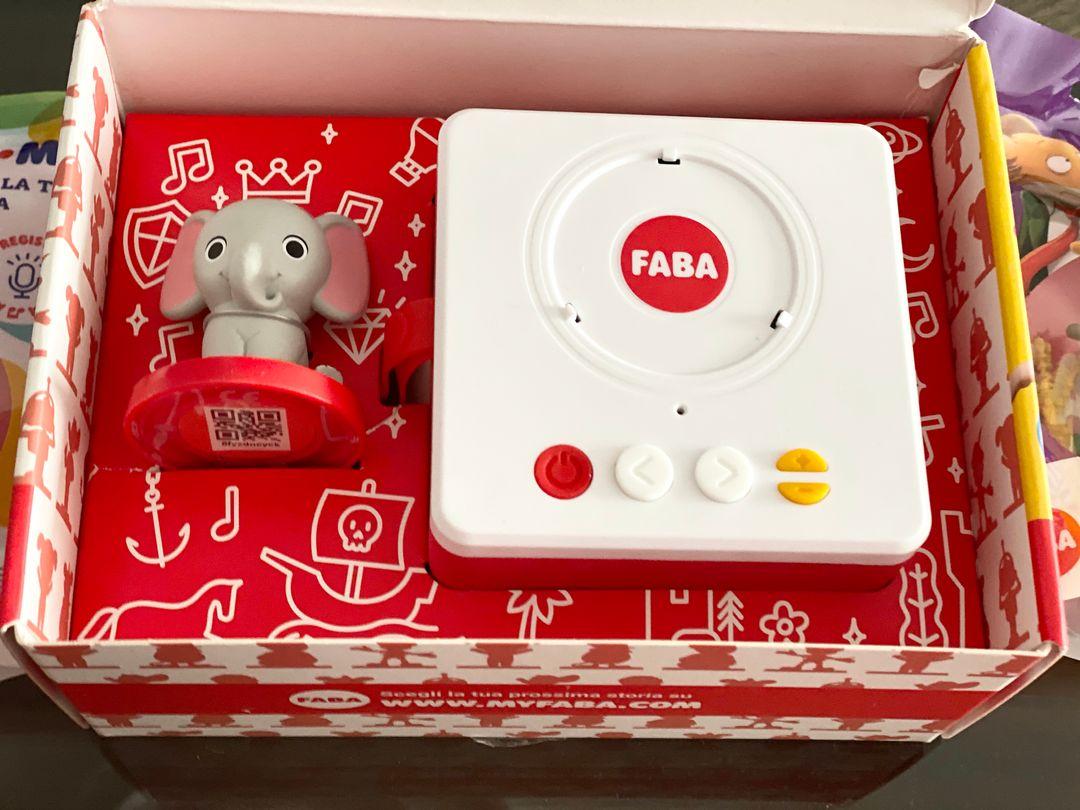 FABA-raccontastorie-giocattoli-per-bambini-canzoni-per-bambini