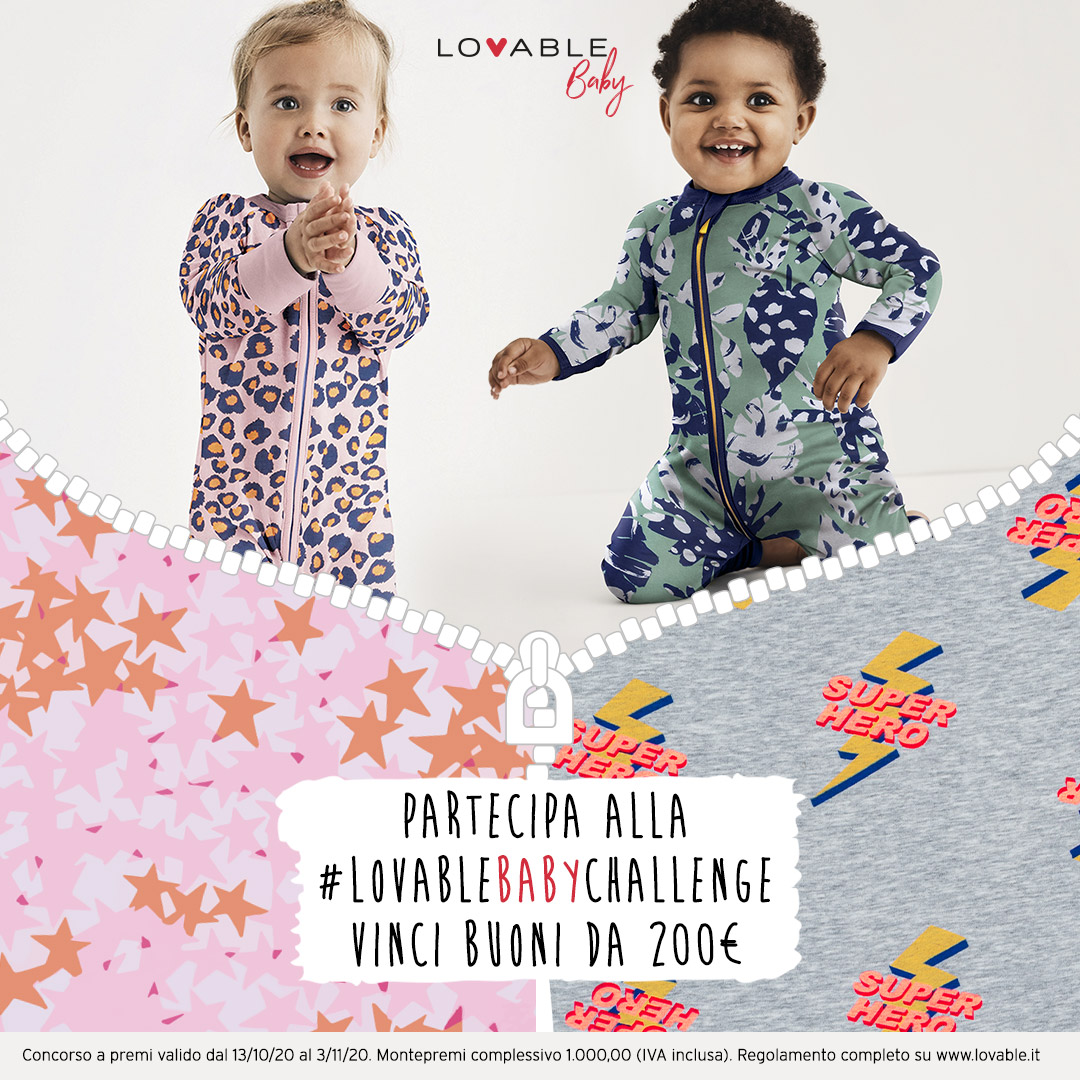 Lovable Baby Challenge
