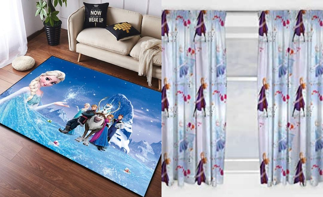 cameretta-frozen-tappeto-tende